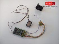 D149 DigiTools Hangdekóder 4.1 BR 64 vagy egyéb kéthengeres unverzális gőzős, 8-tűs (H0)