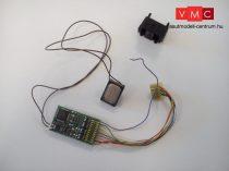 D199 DigiTools Hangdekóder 5.1 Taurus villanymozdony, 8-tűs (H0,TT)