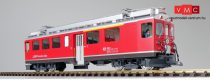 ESU 30136 E-Lok, Pullman IIm, RhB-Triebwagen ABe 4/4 II, Nr. 42, silberner Zierstreifen unten, Epoche V