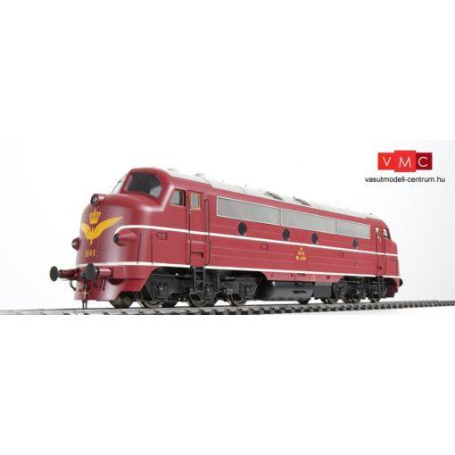 ESU 30225 Dízelmozdony MY 1144 Nohab, barna, DSB (E4) (1) - Sound és füst