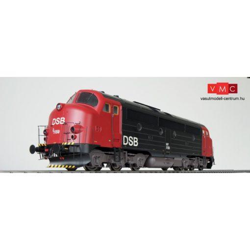 ESU 30226 Dízelmozdony MY 1159 Nohab, piros/fekete, DSB (E5) (1) - Sound és füst