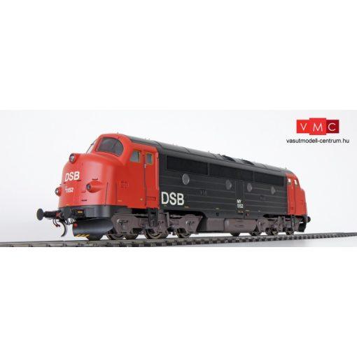 ESU 30228 Dízelmozdony MY 1152 Nohab, piros/fekete, DSB (E4-5) (1)