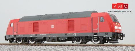 ESU 31093 Dízelmozdony, H0, BR 245, 245 018, DB, verkehrsrot, Ep. VI, Vorbildzustand um 2015, LokSound, Raucherzeuger, DC/AC