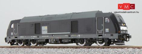 ESU 31096 Dízelmozdony, H0, BR 245, 245 501,MRCE, schwarz, Ep. VI, Vorbildzustand um 2016, LokSound, Raucherzeuger, DC/AC
