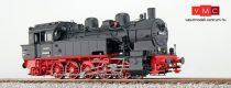 ESU 31102 Dampflok, H0, BR T16.1, 094 652-5, DB, Ep IV, schwarz, Vorbildzustand um 1970, LokSound, Raucherzeuger, Rangierkupplung, DC/AC