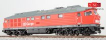 ESU 31162 Diesellok, H0, 232 303, DB Cargo Ep V, verkehrsrot, Vorbildzustand um 2000, LokSound,