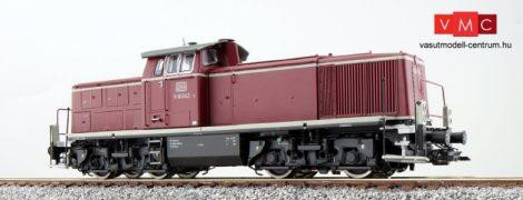 ESU 31230 Dízelmozdony, H0, V90 043, DB, Altrot, Ep. III, Vorbildzustand um 1967, LokSound, Raucherzeuger, DC/AC