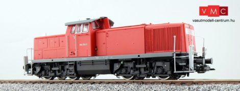 ESU 31232 Dízelmozdony, H0, 294 074, DB, Verkehrsrot, Ep. V, Vorbildzustand um 2006, LokSound, Raucherzeuger, DC/AC