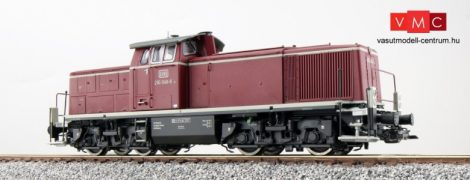ESU 31233 Dízelmozdony, H0, 290 048, DB, Altrot, Ep. IV, Vorbildzustand um 1971, LokSound, Raucherzeuger, DC/AC