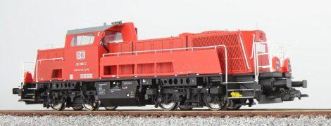 ESU 31250 Dízelmozdony, H0, BR 261-054, DB, verkehrsrot, EP VI, Vorbildzustand um 2013, LokSound, Raucherzeuger, DC/AC