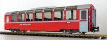 ESU 36355 Panoramawagen BEX, Pullman IIm, RhB Bp 2525, rot, Ep VI