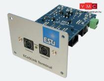 ESU 50099 ECoSlink Terminal, Verteilermodul für ECoS, CS1, CS2, mit Kabel