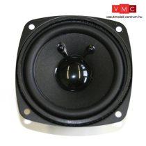 ESU 50322 Hangszóró Monacor SP6/4SQ, 59mm, kerek, 4 Ohm, PIKO G / LGB járművekhez