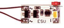 ESU 50704 Vezetőállás világítás 1 db fehér LED, fényerősség állítható (UNI)
