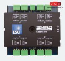 ESU 51822 SwitchPilot Servo V2.0, 4-fach Servodecoder, DCC/MM, RailCom, updatefähig, RETAIL verpackt