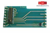ESU 51968 Dekóderfoglalat 21-tűs (MTC) LokSound V4.0, LokPilot V4.0 dekóderekhez, L-alak AUX