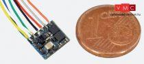 ESU 53620 Funkciódekóder, LokPilot Fx Nano, 8-tűs NEM652 MM/DCC (H0 / TT / N)