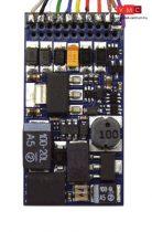 ESU 54499 LokSound V4.0 üres, 21-tűs (MTC) csatlakozóval (0 / H0)