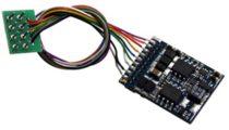 ESU 54611 LokPilot V4.0, DCC, 8-tűs NEM652 csatlakozóval, vezetékkel ()
