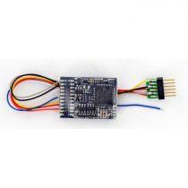 ESU 54612 LokPilot V4.0, Multiprotocol MM/DCC/SX, 6-tűs NEM651 csatlakozóval, vezetékes ()