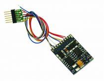 ESU 54613 LokPilot V4.0, DCC, 6-tűs NEM651 csatlakozóval, vezetékes ()