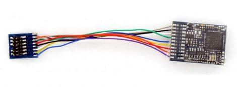 ESU 54616 LokPilot V4.0, Multiprotocol MM/DCC/SX, PluX12-tűs csatlakozóval, vezetékes ()