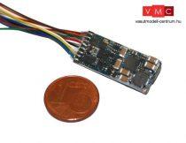ESU 54800 LokSound micro V4.0 üres, 6-tűs NEM651 csatlakozóval (N / TT)