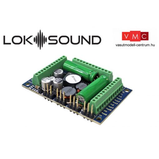 ESU 58513 LokSound 5 XL hangdekóder (üres), DCC/MM/SX/M4 (G, 1)