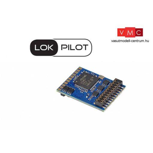 ESU 59619 Mozdonydekóder LokPilot 5 DCC/MM/SX/M4, 21MTC NEM660 foglalathoz (0, H0)