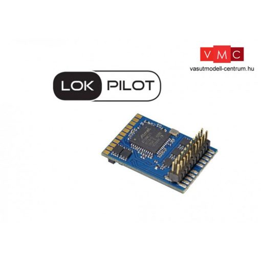 ESU 59622 Mozdonydekóder LokPilot 5 DCC, PLUX22 NEM658 foglalathoz (0/H0)
