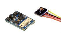ESU 59820 Mozdonydekóder LokPilot 5 micro DCC, 8-tűs NEM652 foglalathoz (N/TT)