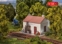 Faller 110201 Olasz vasúti megállóhely Stamperia (H0) - LC