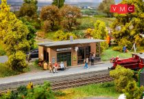 Faller 110204 Vasúti megállóhely, Pusemuckel (H0)