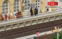 Faller 120100 Modern állomási peron Märklin C sínrendszerhez (H0)