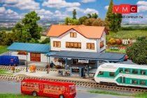 Faller 110127 Svájci vasútállomás-készlet, Stugl-Stuls (H0) - LC
