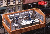 Faller 120118 Váltóállító központok belső berendezése