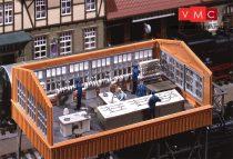 Faller 120118 Váltóállító központok belső berendezése (H0)