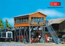 Faller 120122 Acélállványos váltóállító központ Konstanz, egy vágány fölé