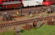 Faller 120141 Különböző vasútüzemi kiegészítők