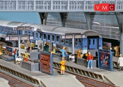 Faller 120186 Állomási peronkiegészítők