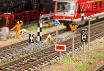 Faller 120226 Vasúti jelzőtáblák (200 db)