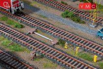 Faller 120229 Vasúti kiegészítők nyílt vonalra és állomásra - Laser-Cut (H0)