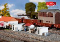Faller 120236 Vasúti trafóházak (3 db)
