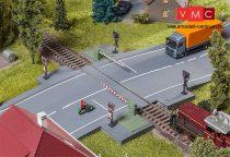Faller 120244 Modern fénysorompós vasúti átjáró félsorompóval (H0)
