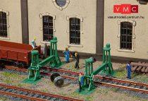 Faller 120278 Vasúti emelőbakok (4 db) járműjavítókhoz (H0)