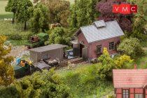 Faller 120280 Fűtőház melléképülettel keskeny nyomközű vasúthoz (H0e/H0f)