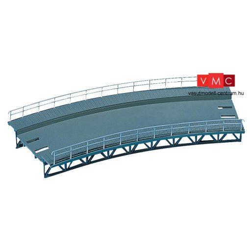 Faller 120476 Íves hídpálya, R2=437,5 30° (H0)