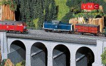 Faller 120477 Vasúti kőviadukt, egyenes