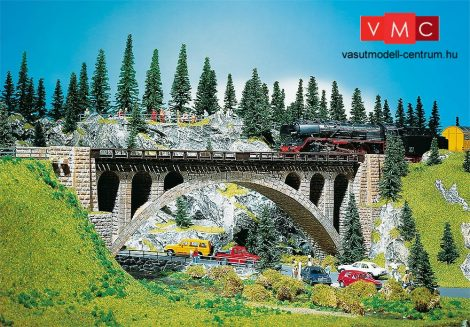 Faller 120533 Vasúti kőhíd, 355 mm