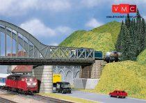 Faller 120534 Vasúti acélrácsos híd, 180 mm